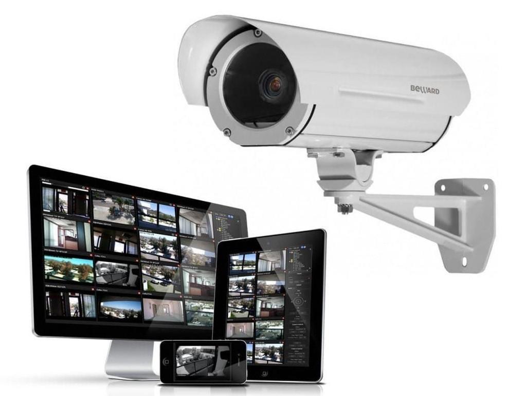 Видеокамера для видеонаблюдения с онлайн для дома